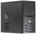 Корпус 3Cott 5001 Black mATX 450W USB/Audio
