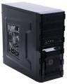 Корпус 3Cott 1811 Black ATX без БП 1x USB3.0 (с доп. коннектором USB 2.0), 1x USB2.0, 2х12см LED новые красные вент-ры, HD аудио, фильтр от пыли