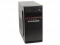 Корпус 3Cott M1508 Black mATX 400W USB/Audio