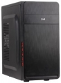 Корпус 3Cott 3C-MATX-R830, Black, mATX 400W USB/Audio