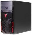 """Корпус 3Cott 3C-MATX-CA1B """"Venom"""", Black, mATX 500W USB/Audio"""