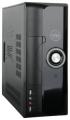 Корпус 3Cott S10 III Black mATX 400W (SFX), 2x USB 2.0, Audio, петля для замка
