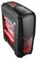 Корпус 3Cott PALADIN I Black ATX без БП игровой, окно, картридер, 1х USB3.0 + 2х USB2.0, 1х 12см LED вент-р