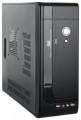 Корпус 3Cott S10 I Black mATX 400W (SFX), 2x USB 2.0, Audio, петля для замка