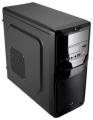 Корпус AeroCool Qs-183 черный без БП mATX USB3.0