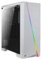 Корпус Aerocool Cylon белый без БП ATX боковое окно, Card Reader, RGB