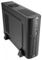 Корпус AeroCool Cs-101 Black , slim desktop, mATX, 2x USB 3.0, 400Вт SFX