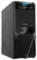 Корпус Crown CMC-SM161 450W smart black ATX
