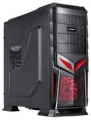 Корпус Crown CMC-GS01 black ATX без БП