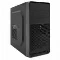 Корпус Crown CMC-4102 450W office black mATX
