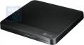 Привод DVD ± RW LG GP50NB41 (тонкий, к компьютеру по USB, без внешнего БП, черный) Retail