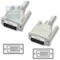 Кабель DVI- DVI  5m dual link Gembird [CC-DVI2-15]