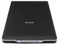 Сканер EPSON Perfection V19 (B11B231401) планшетный, A4, CIS, 4800x4800 dpi, USB 2.0