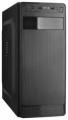 Корпус ExeGate AB-222 Black, 450W, ATX, 80mm,2USB, Audio