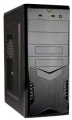 Корпус ExeGate CP-604 Black, 400W, ATX, 80mm,2USB, Audio