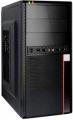 Корпус ExeGate BA-204U Black, без БП, mATX, 80mm, 2*USB2.0+2*USB3.0, Audio