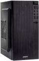 Корпус ExeGate BAA-104U2 Black, mATX, 450W, 1*USB+2*USB3.0 Audio