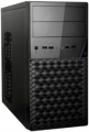 Корпус ExeGate BA-203U Black без БП, mATX, 80mm, 2*USB2.0+1*USB3.0, Audio