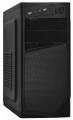 Корпус ExeGate AA-327 Black, без БП, ATX, 2*USB Audio