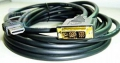 Кабель HDMI- DVI  3m. Gembird [CC-HDMI-DVI-10]