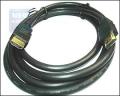 Кабель HDMI- HDMI 1.8m Cablexpert v1.4, 19M/19M, черный, позол.разъемы, экран [CC-HDMI4-6]