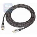 Кабель HDMI- HDMI 4.5m Gembird [CCP-HDMI-15] v1.3 19M/19M, металл, позол.разъемы, экран.