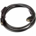 Кабель HDMI- HDMI 3m Aopen 19M/M ver 1.4, 2 фильтра [ACG511D-3M]