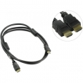 Кабель HDMI- HDMI 1.0m Aopen 19M/M ver 2.0 [ACG711-1M]