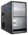 Корпус Inwin EMR-013 450W black/silver mATX