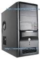 Корпус Inwin EAR-011 450W black/silver ATX