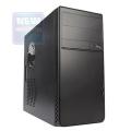 Корпус Inwin ES861 400W black mATX OEM (без логотипов)