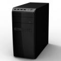 Корпус Inwin ES726BK 450W black U2*2+U3*2+A(HD) mATX