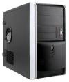 Корпус Inwin EMR007 500W black/silver mATX