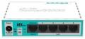 Роутер MikroTik RB750r2 hEX 5x10/100