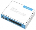 Роутер MikroTik RB941-2nD RouterBOARD 802.11b/g/n, 2.4 ГГц до 100 Мбит/с, 4xLAN 10/100