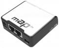 Роутер MikroTik RBmAP2nD 802.11b/g/n, 2.4 ГГц, 2xLAN 10/100