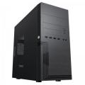 Корпус Powerman ES555 PM-450ATX black mATX U3*2+U2*2 +2*combo Audio