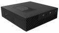 Корпус PowerCool M101-U3-NO PSU черный THIN 2*USB3.0, без блока питания, без адаптера GM120