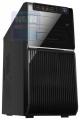 Корпус Sunpro AROMA III mATX 450Вт, черный USB 2.0