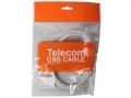 Кабель USB Am->miniB 5P 1.0m [TC6911BK-1.0M]