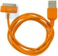 Кабель USB 2.0 Am -> Apple 1m CBR Orange [CB 273]
