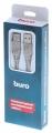 Кабель USB 2.0 Am->Af 1.8m (удлинитель) Buro серый [BHP RET USB_AF18]
