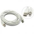 Кабель USB Am->Bm 5m Telecom [TC6900-5.0M]