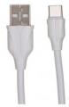 Кабель USB 2.0 Am->Type-C 1.0m Ldnio медь, белый [LD_B4521]
