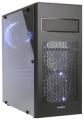 Корпус ZALMAN N2 без БП, большое боковое окно, черный, ATX