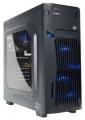 Корпус ZALMAN Z1 NEO без БП, черный, боковое окно, ATX