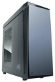 Корпус ZALMAN R1 black, без БП, боковое окно, ATX