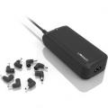Универс.блок пит.для ноут Crown CMLC-3295 90W сетевое 90W 9.5-20V, дополнительный порт USB 5V 1A