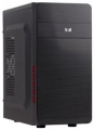 Корпус 3Cott 3C-MATX-R831, Black, mATX 400W USB/Audio