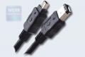 Кабель IEEE1394 FireWire 1,8m 6p4p Gembird FWP-64-6